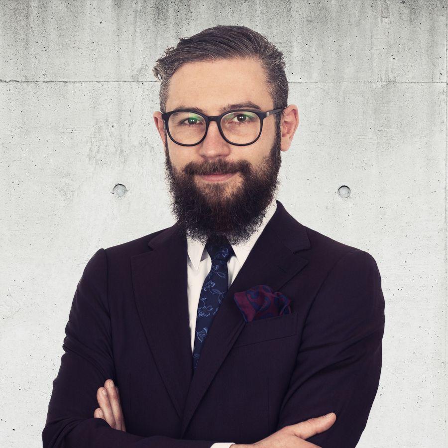Marcin Pajączek Senior Real Estate Broker
