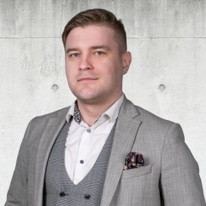 Damian Chmiel Senior Real Estate Sales & Lettings Specialist