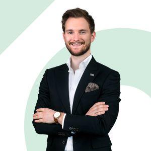 Marcin Ślusarczyk Starszy Specjalista ds. Sprzedaży i Wynajmu Nieruchomości