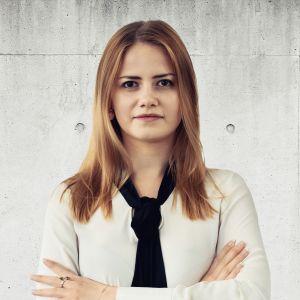 Paulina Adryjanek Senior Real Estate Sales & Lettings Specialist