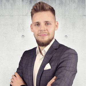 Kamil Nasiłowski Real Estate Sales & Lettings Specialist