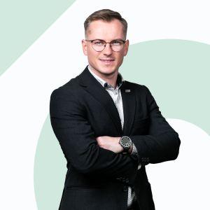 Kamil Margalus Specjalista ds. Sprzedaży i Wynajmu Nieruchomości