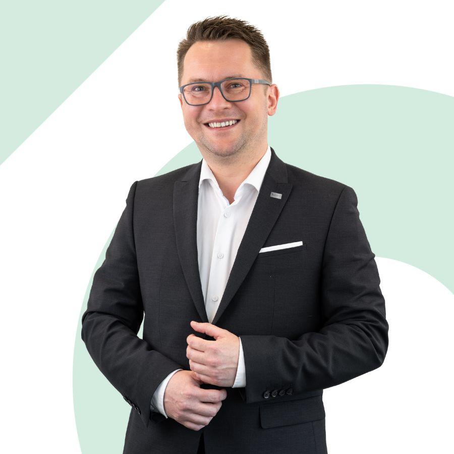 Damian Drabik Specjalista ds. Sprzedaży i Wynajmu Nieruchomości