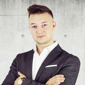 Michał Pepłowski Real Estate Sales & Lettings Specialist
