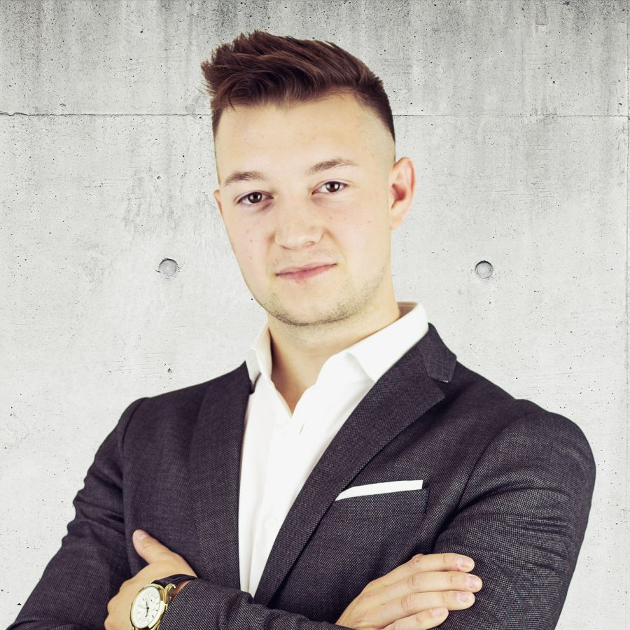 Michał Pepłowski Real Estate Sales & Lettings Specialist