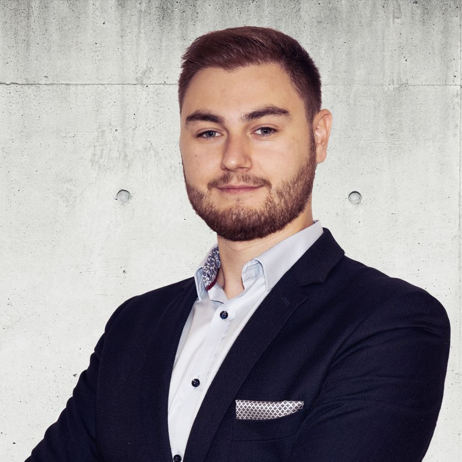 Mateusz Perka Real Estate Sales & Lettings Specialist