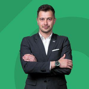 Konrad Trzop Dyrektor Oddziału
