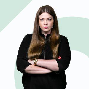 Weronika Waśko Specjalista ds. Sprzedaży i Wynajmu Nieruchomości