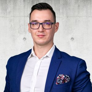 Paweł Madejek Real Estate Sales & Lettings Specialist