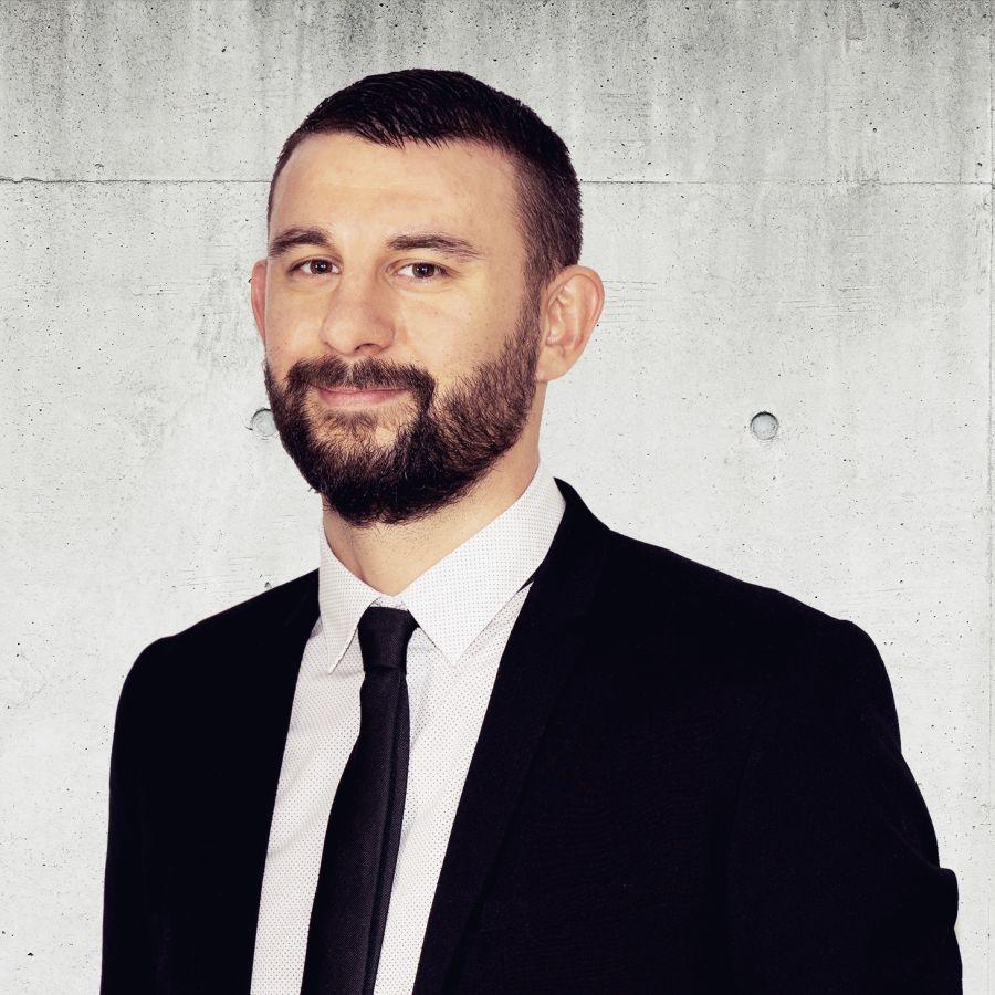 Wojciech Wojda Specjalista ds. Sprzedaży i Wynajmu Nieruchomości