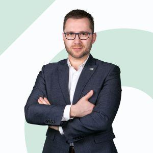 Rafał Ziobroń Specjalista ds. Sprzedaży i Wynajmu Nieruchomości