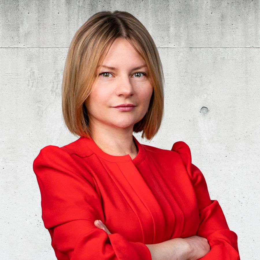 Emilia Główka Branch Director