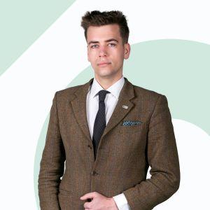 Sebastian Sekuła Specjalista ds. Sprzedaży i Wynajmu Nieruchomości
