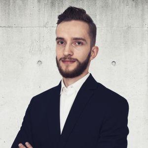 Maksymilian Kalaciński Real Estate Sales & Lettings Specialist