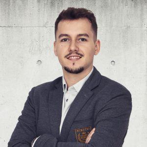 Mikołaj Dudek Real Estate Sales & Lettings Specialist