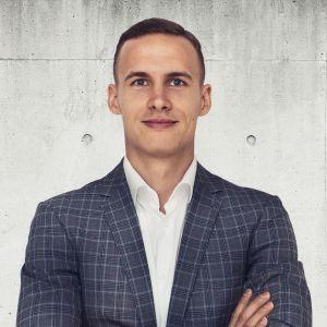 Mateusz Świerczyński Real Estate Sales & Lettings Specialist