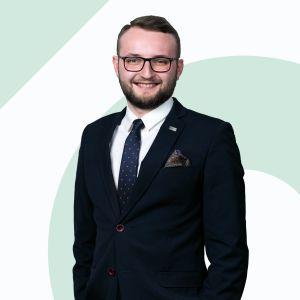 Jakub Motyka Specjalista ds. Sprzedaży i Wynajmu Nieruchomości