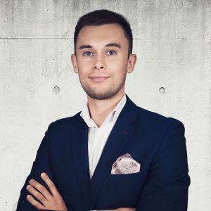 Damian Maciąg Real Estate Sales & Lettings Specialist