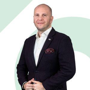 Bartłomiej Kruk Real Estate Sales & Lettings Specialist