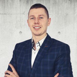 Miłosz Łojko Specjalista ds. Sprzedaży i Wynajmu Nieruchomości