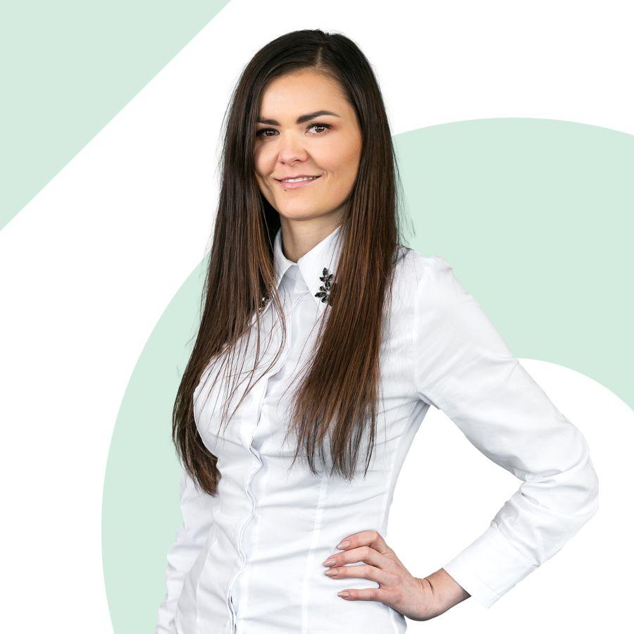 Marta Kruszewska Specjalista ds. Sprzedaży i Wynajmu Nieruchomości