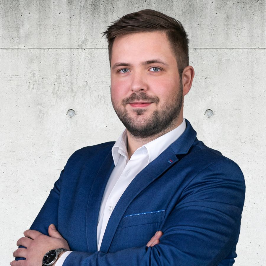 Michał Rodobolski Real Estate Sales & Lettings Specialist