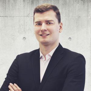 Adam Miłek Specjalista ds. Sprzedaży i Wynajmu Nieruchomości