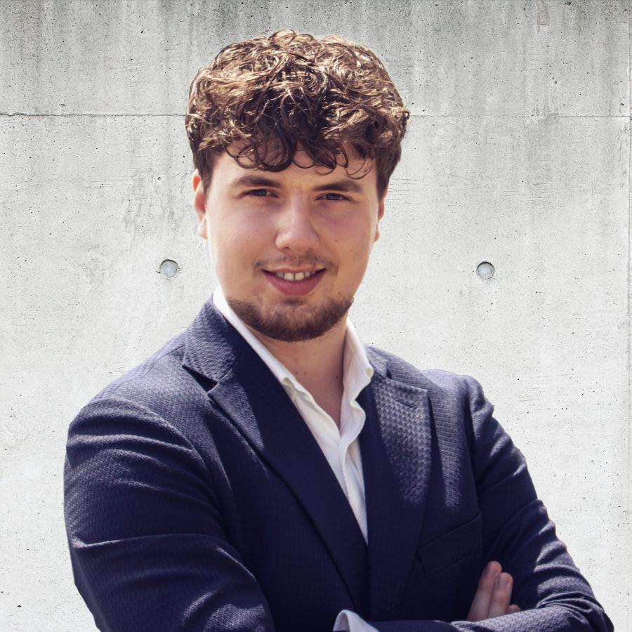 Bartosz Gembiec Real Estate Sales & Lettings Specialist