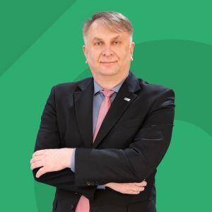 Marek Nowodworski Branch Director