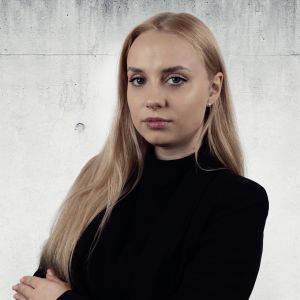 Nina Dybińska Specjalista ds. Sprzedaży i Wynajmu Nieruchomości