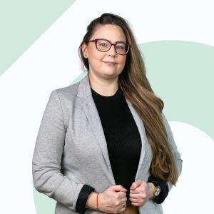 Magdalena Słomińska Specjalista ds. Sprzedaży i Wynajmu Nieruchomości