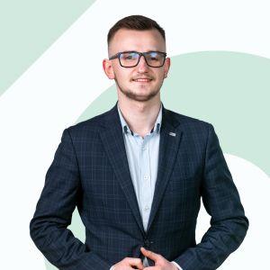 Marcin Radomski Specjalista ds. Sprzedaży i Wynajmu Nieruchomości