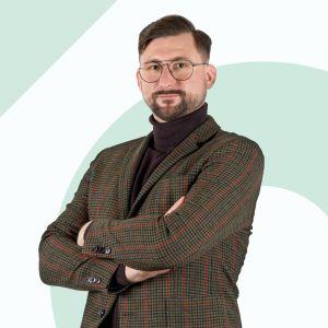 Michał Tymoszuk Specjalista ds. Sprzedaży i Wynajmu Nieruchomości