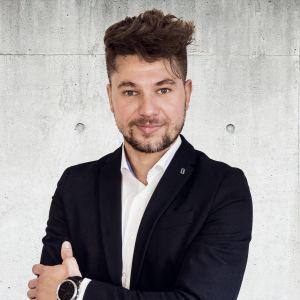 Michał Mulewicz Specjalista ds. Sprzedaży i Wynajmu Nieruchomości