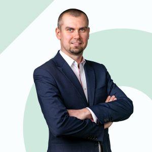 Paweł Mądrawski Specjalista ds. Sprzedaży i Wynajmu Nieruchomości