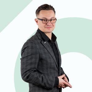 Krzysztof Jański Specjalista ds. Sprzedaży i Wynajmu Nieruchomości