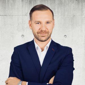 Wojciech Stożek Starszy Specjalista ds. Sprzedaży i Wynajmu Nieruchomości